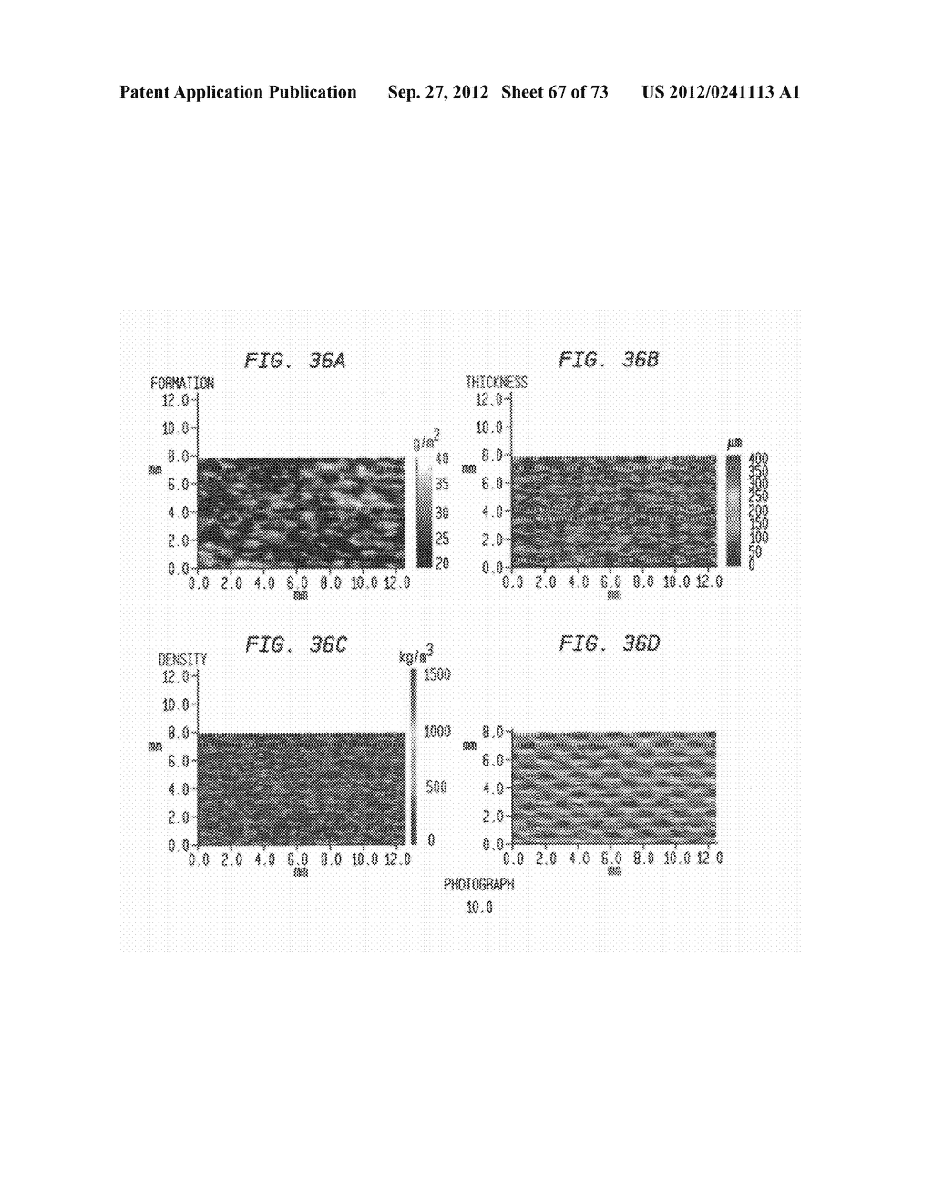 Methods of Making a Belt-Creped Absorbent Cellulosic Sheet Prepared with a     Perforated Polymeric Belt - diagram, schematic, and image 68