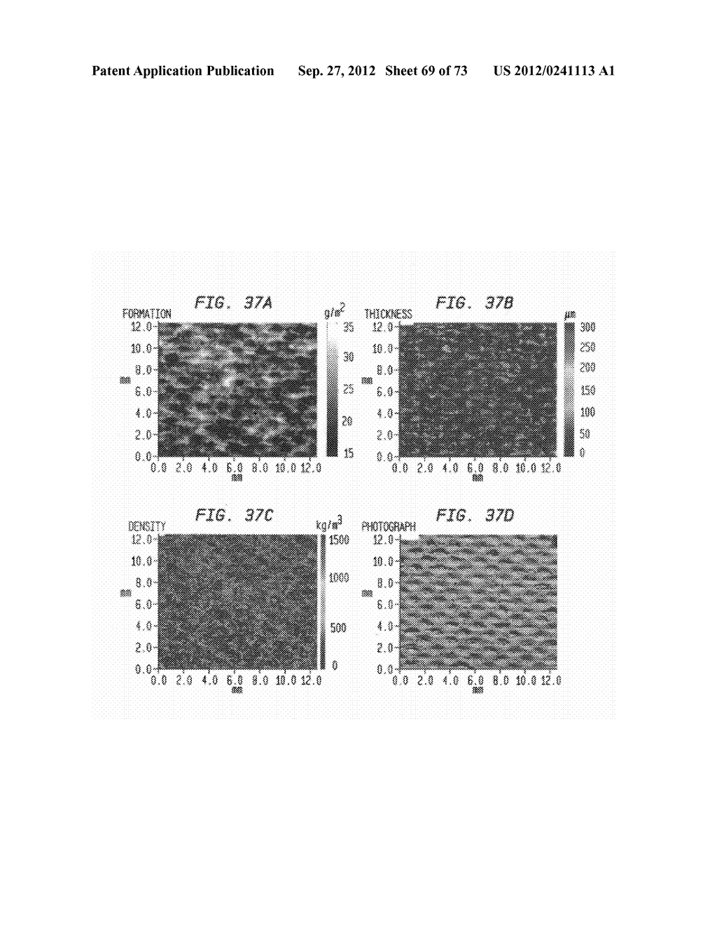 Methods of Making a Belt-Creped Absorbent Cellulosic Sheet Prepared with a     Perforated Polymeric Belt - diagram, schematic, and image 70