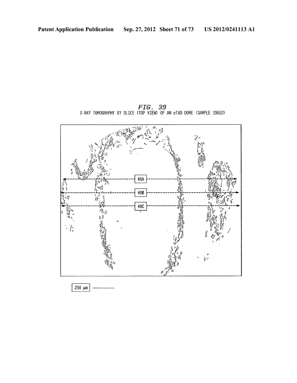 Methods of Making a Belt-Creped Absorbent Cellulosic Sheet Prepared with a     Perforated Polymeric Belt - diagram, schematic, and image 72