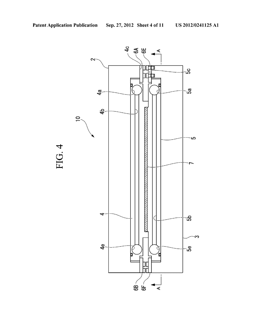 INJECTION MOLDING DEVICE AND METHOD FOR DISCHARGING HEAT MEDIUM FOR     INJECTION MOLDING DEVICE - diagram, schematic, and image 05