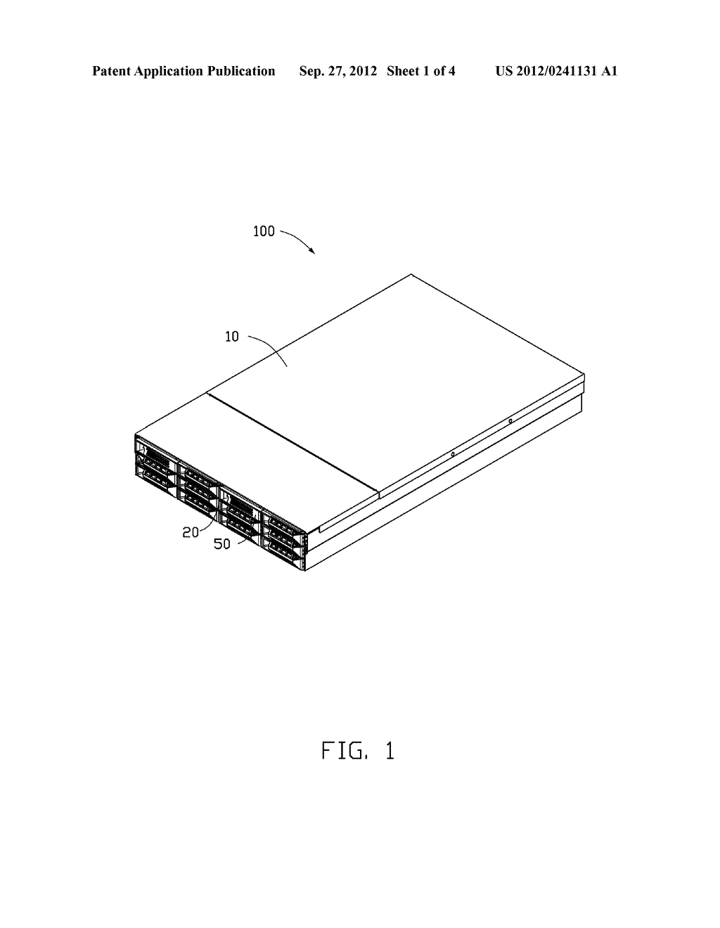 HEAT DISSIPATION DEVICE AND ELECTRONIC DEVICE HAVING SAME - diagram, schematic, and image 02