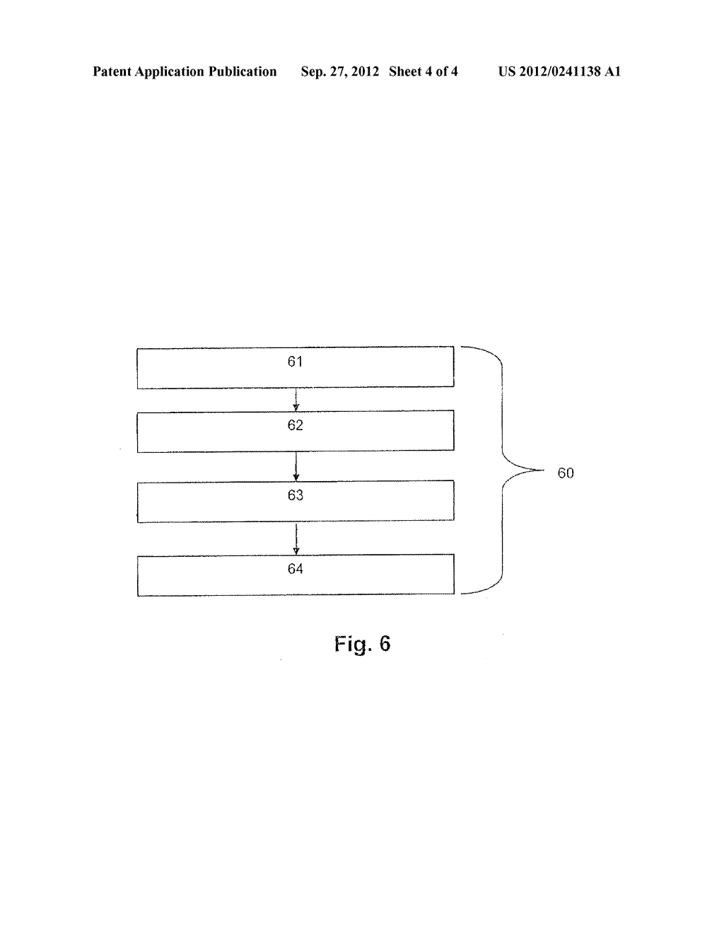 INSULATING DEVICE AND METHOD FOR PRODUCING AN INSULATING DEVICE - diagram, schematic, and image 05