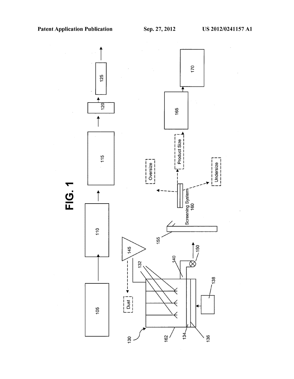 SINTERED PARTICLES AND METHODS FOR PRODUCING SINTERED PARTICLES FROM A     SLURRY OF AN ALUMINA-CONTAINING RAW MATERIAL - diagram, schematic, and image 02
