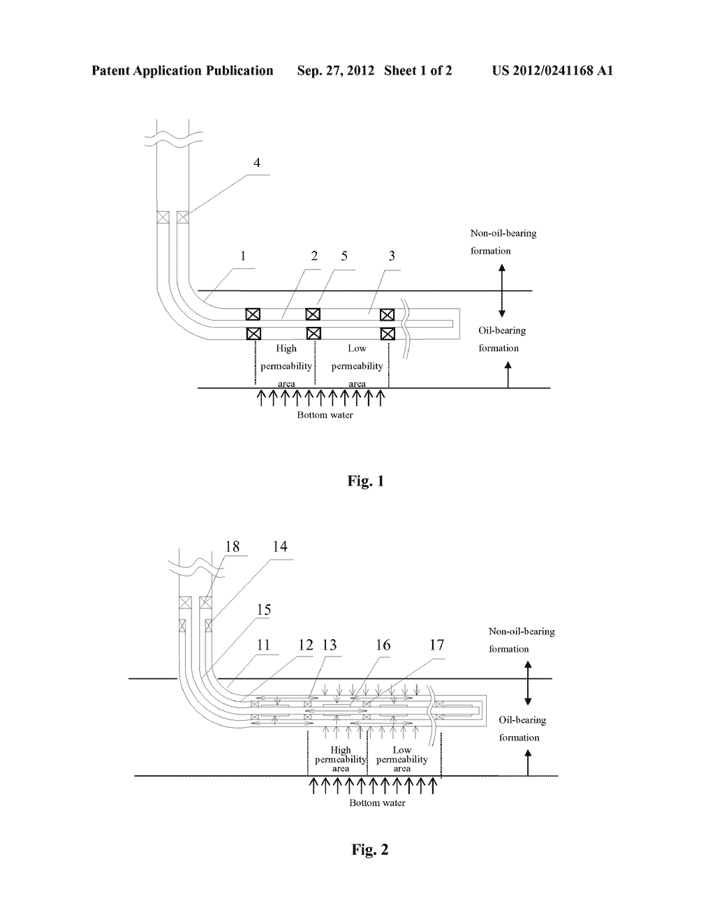 METHOD AND SYSTEM FOR SEGMENTAL FLOW CONTROL IN OIL-GAS WELL - diagram, schematic, and image 02