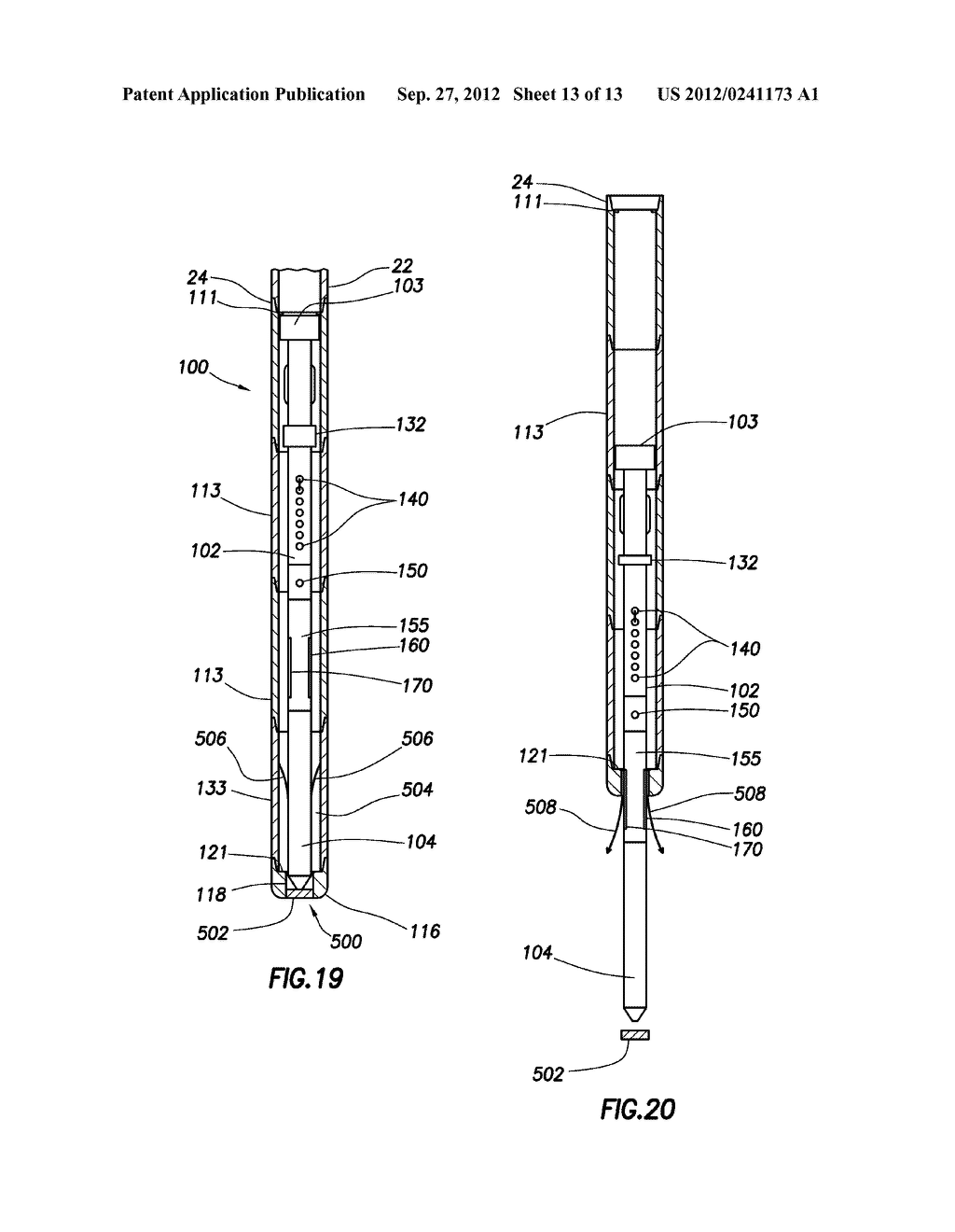 PIPE CONVEYED EXTENDABLE WELL LOGGING TOOL WITH PROTECTOR - diagram, schematic, and image 14
