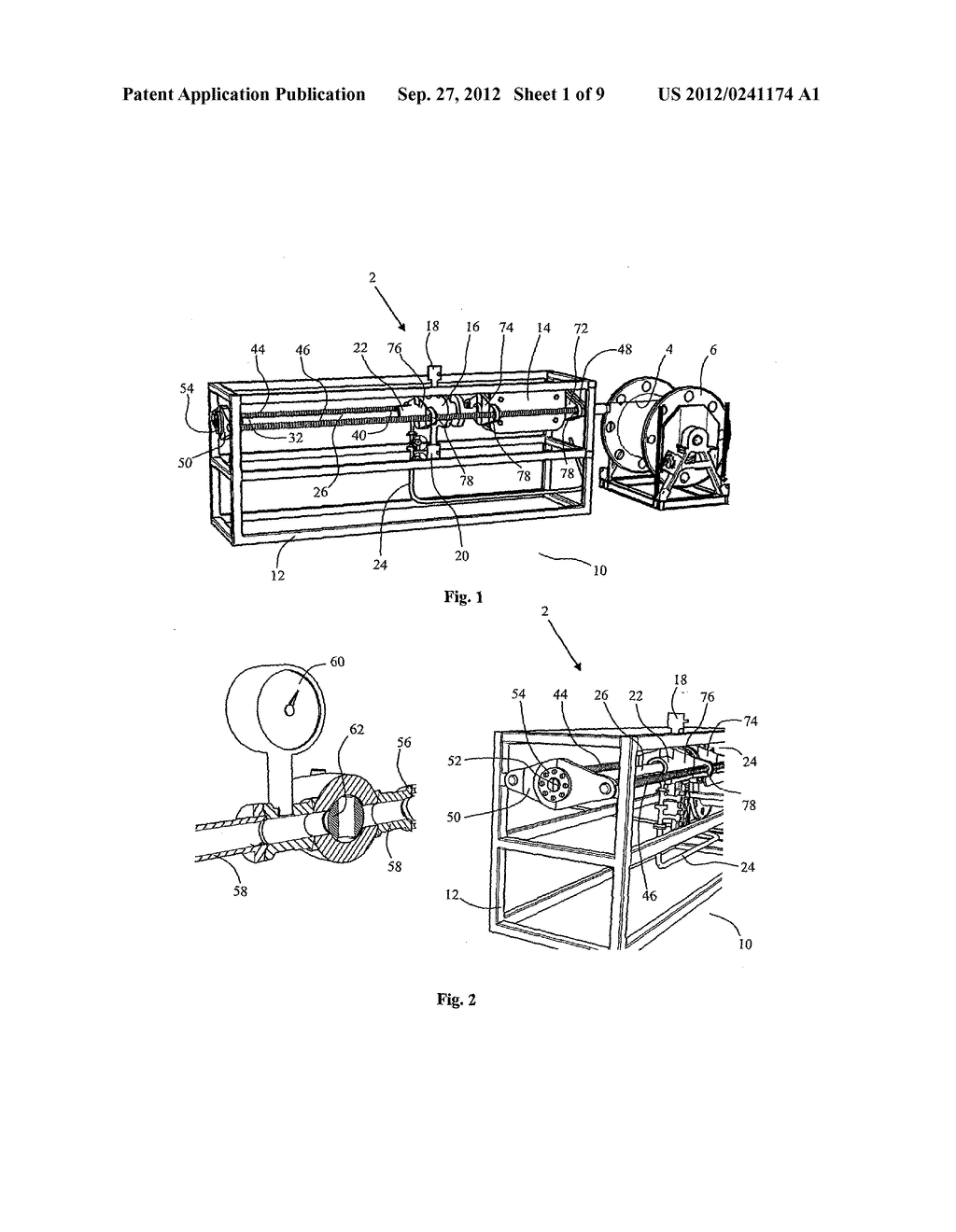 INJECTION MODULE, METHOD FOR USE FOR LATERAL INSERTION AND BENDING OF A     COILED TUBING VIA A SIDE OPENING IN A WELL - diagram, schematic, and image 02