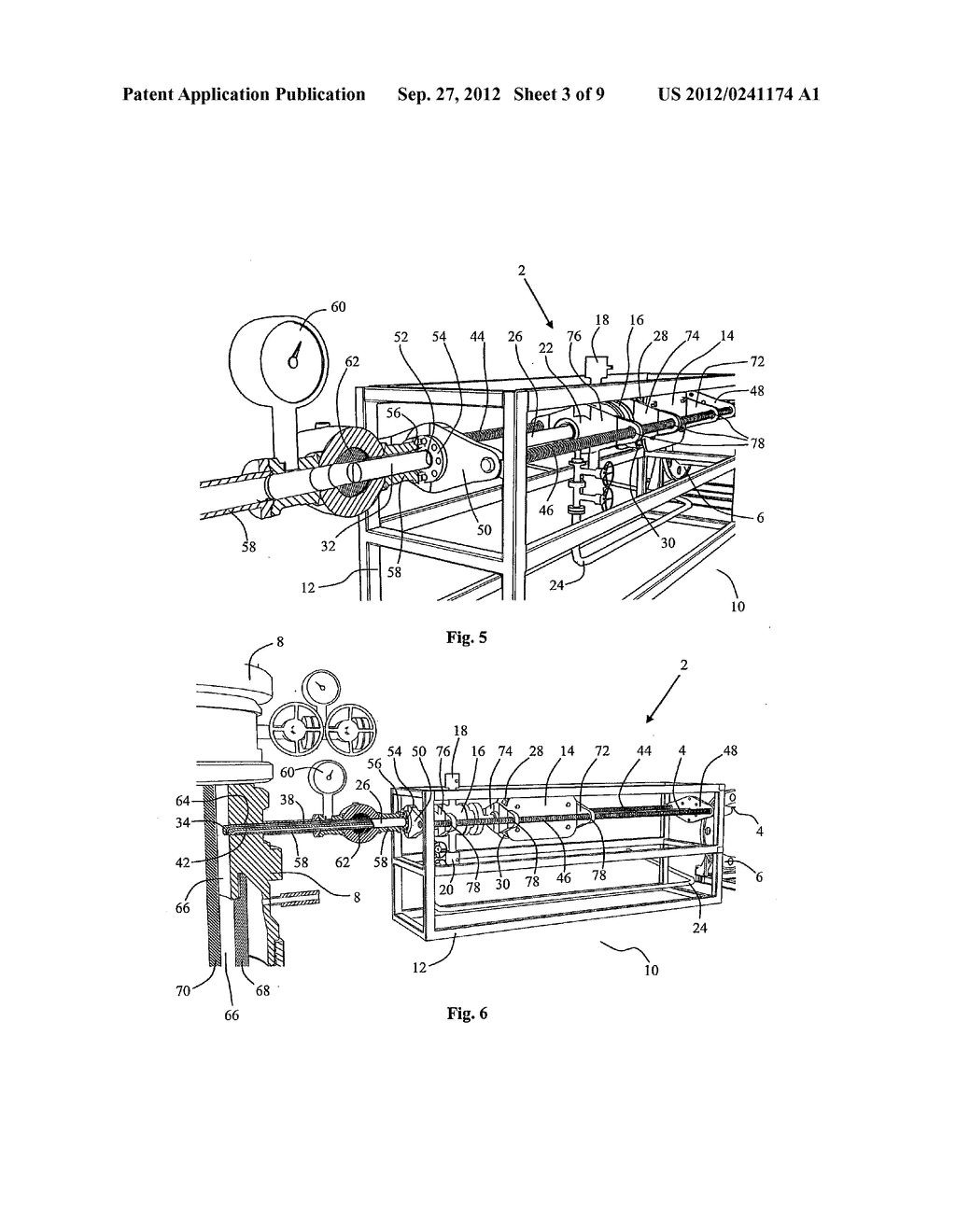 INJECTION MODULE, METHOD FOR USE FOR LATERAL INSERTION AND BENDING OF A     COILED TUBING VIA A SIDE OPENING IN A WELL - diagram, schematic, and image 04