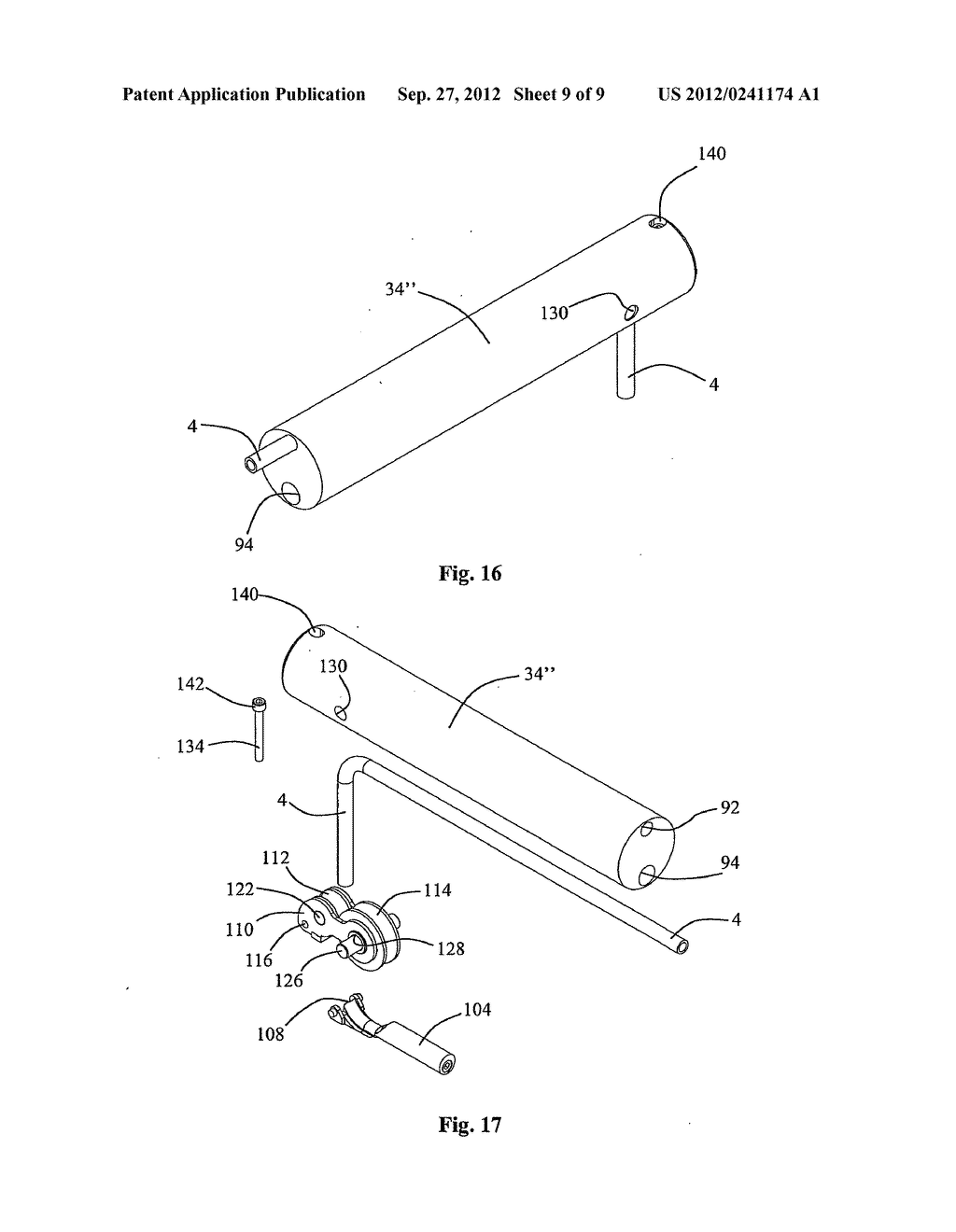 INJECTION MODULE, METHOD FOR USE FOR LATERAL INSERTION AND BENDING OF A     COILED TUBING VIA A SIDE OPENING IN A WELL - diagram, schematic, and image 10