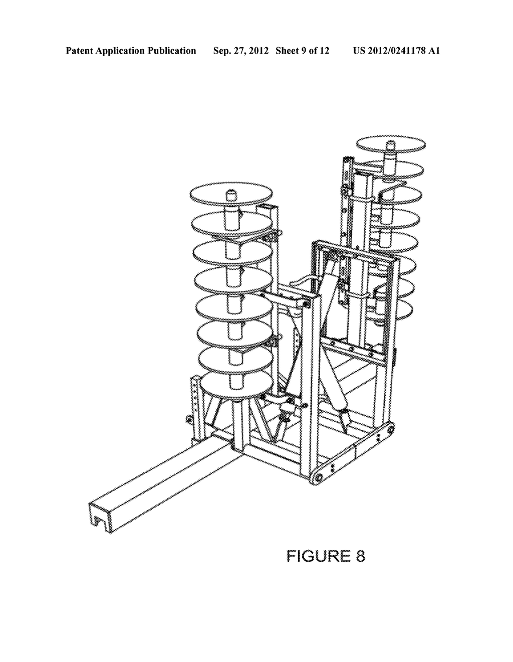 METHODS AND APPARATUS FOR TILLING SOIL - diagram, schematic, and image 10
