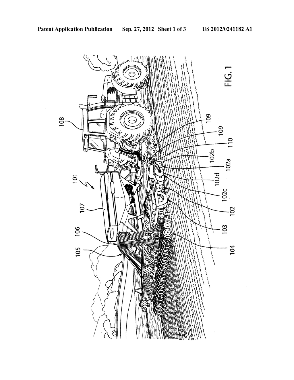 CULTIVATOR WITH TWO ROWS OF DISCS IN DIRECTION OF TRAVEL - diagram, schematic, and image 02