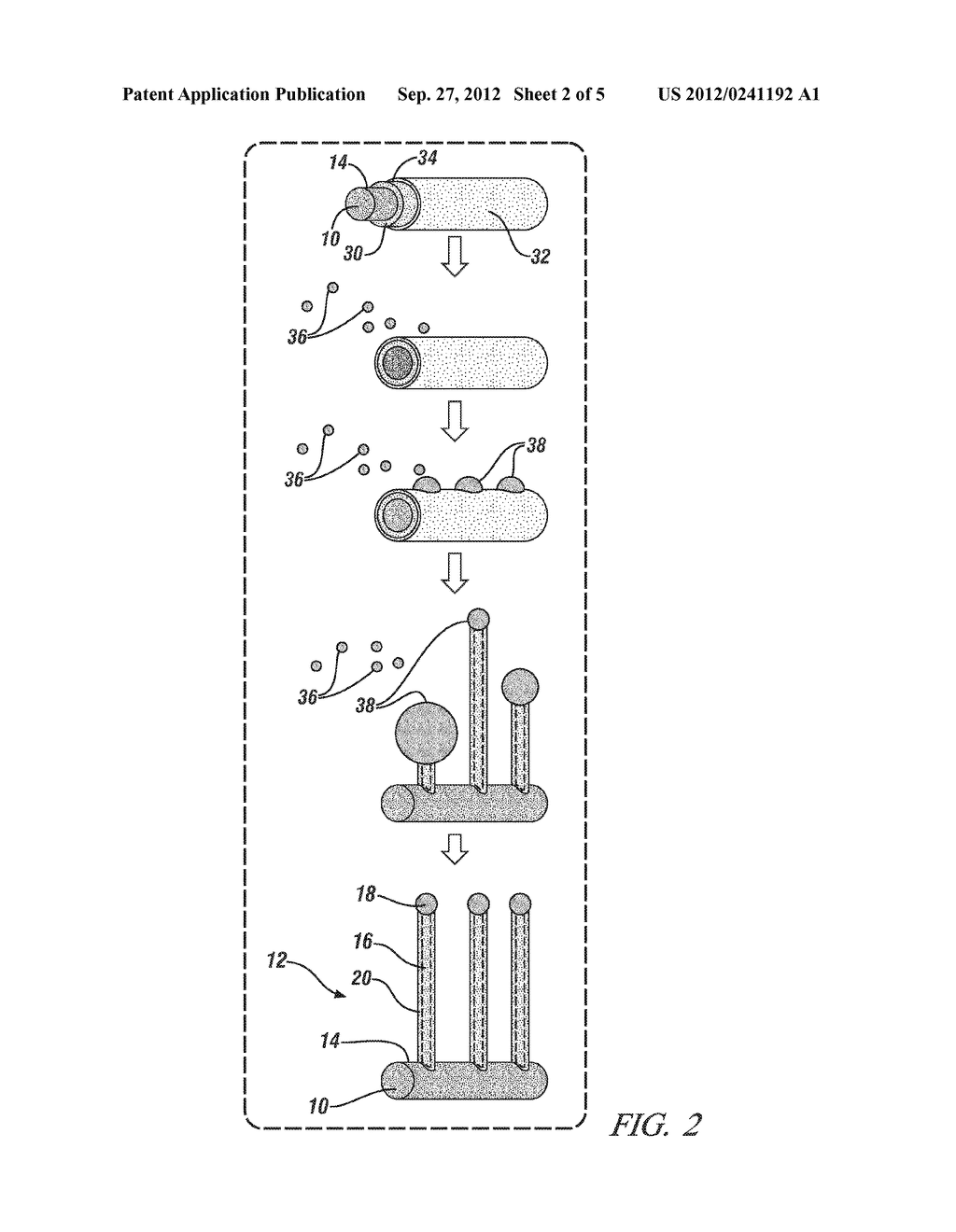 MICROFIBER SUPPORTED METAL SILICIDE NANOWIRES - diagram, schematic, and image 03