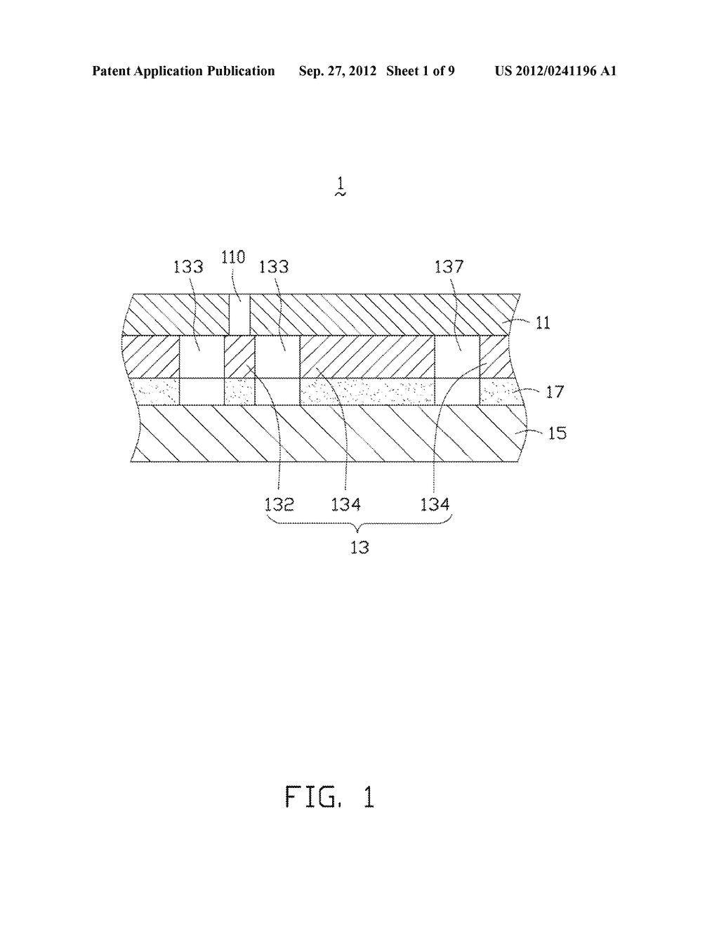 CIRCUIT BOARD AND METHOD OF MANUFACTURING SAME - diagram, schematic, and image 02