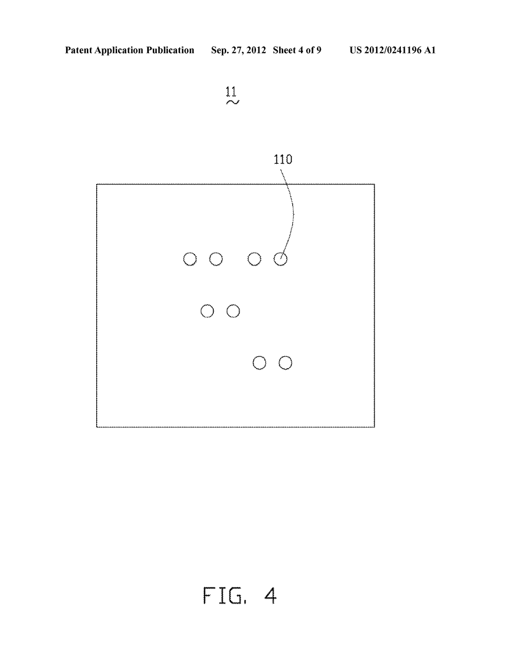 CIRCUIT BOARD AND METHOD OF MANUFACTURING SAME - diagram, schematic, and image 05
