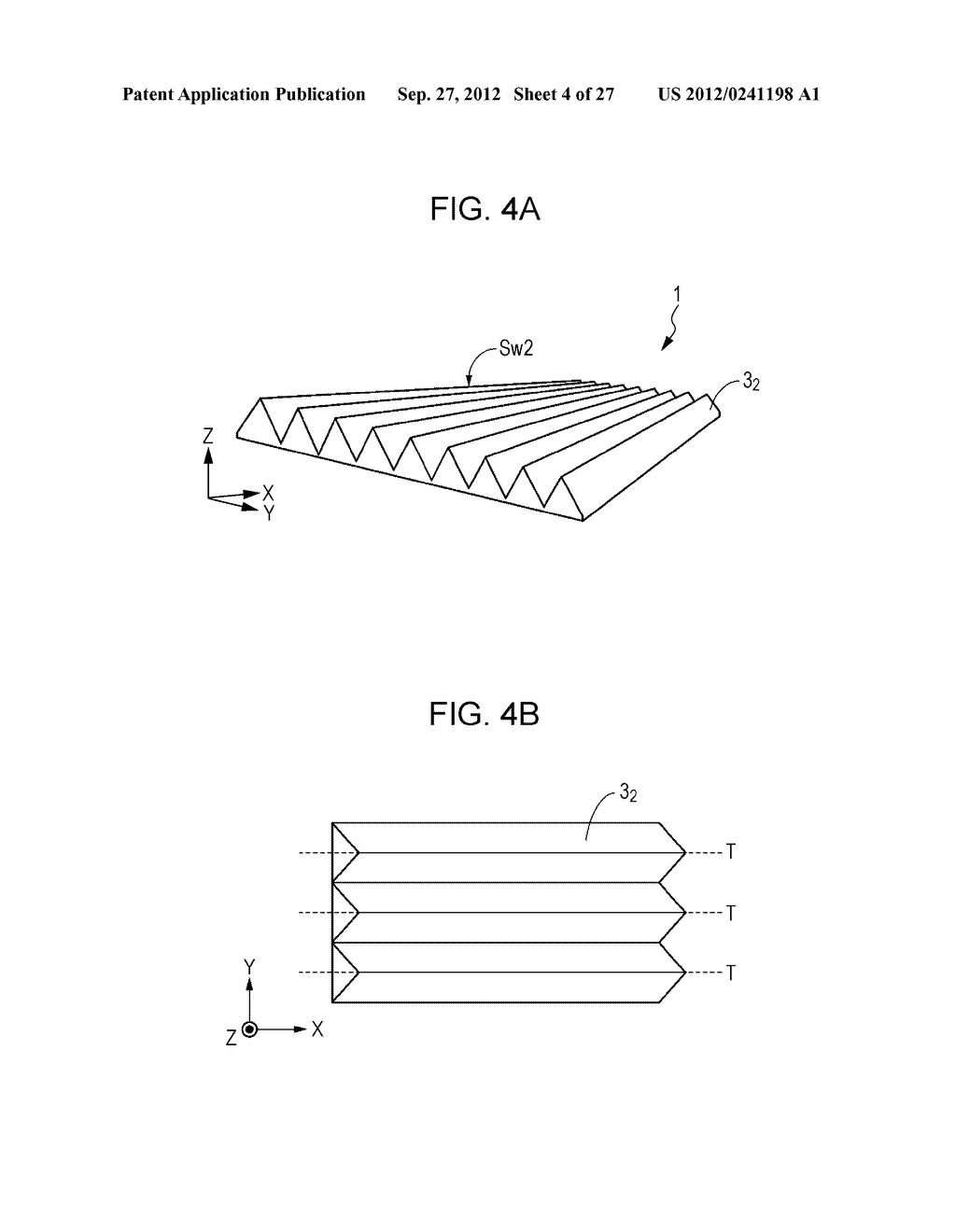 CONDUCTIVE ELEMENT AND METHOD FOR PRODUCING THE SAME, WIRING ELEMENT,     INFORMATION INPUT DEVICE, DISPLAY DEVICE, ELECTRONIC APPARATUS, AND     MASTER - diagram, schematic, and image 05