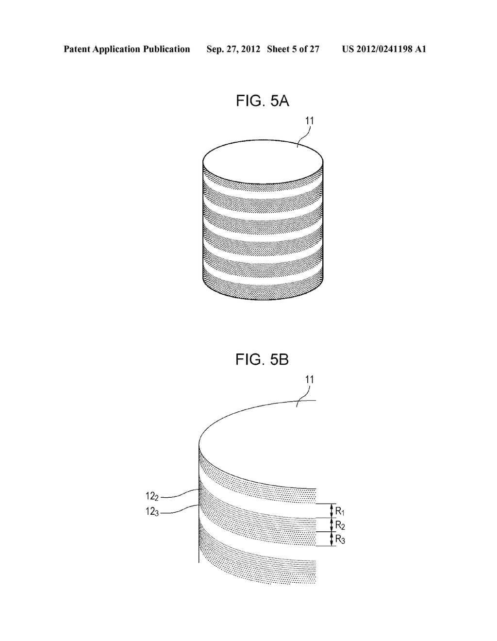 CONDUCTIVE ELEMENT AND METHOD FOR PRODUCING THE SAME, WIRING ELEMENT,     INFORMATION INPUT DEVICE, DISPLAY DEVICE, ELECTRONIC APPARATUS, AND     MASTER - diagram, schematic, and image 06