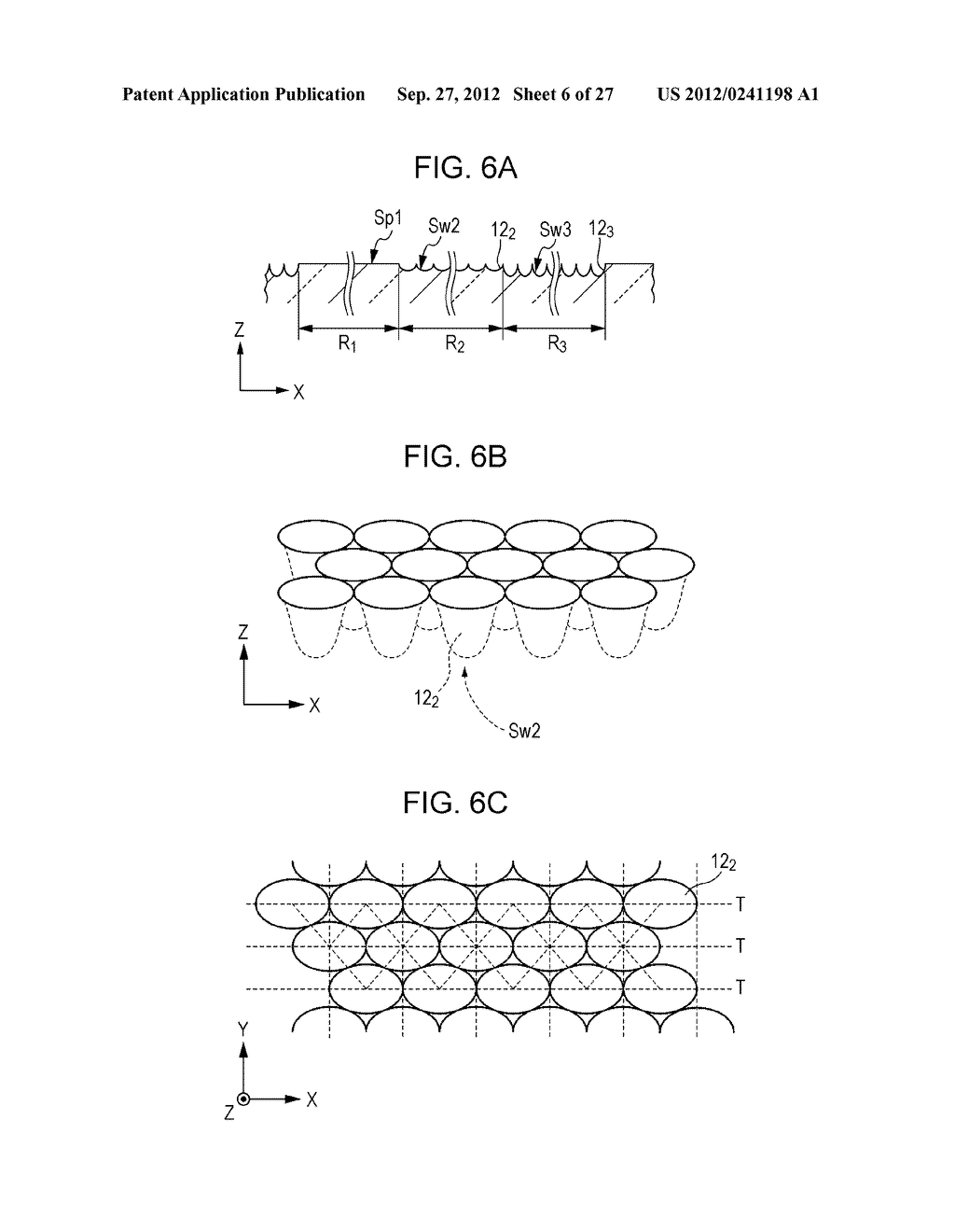 CONDUCTIVE ELEMENT AND METHOD FOR PRODUCING THE SAME, WIRING ELEMENT,     INFORMATION INPUT DEVICE, DISPLAY DEVICE, ELECTRONIC APPARATUS, AND     MASTER - diagram, schematic, and image 07