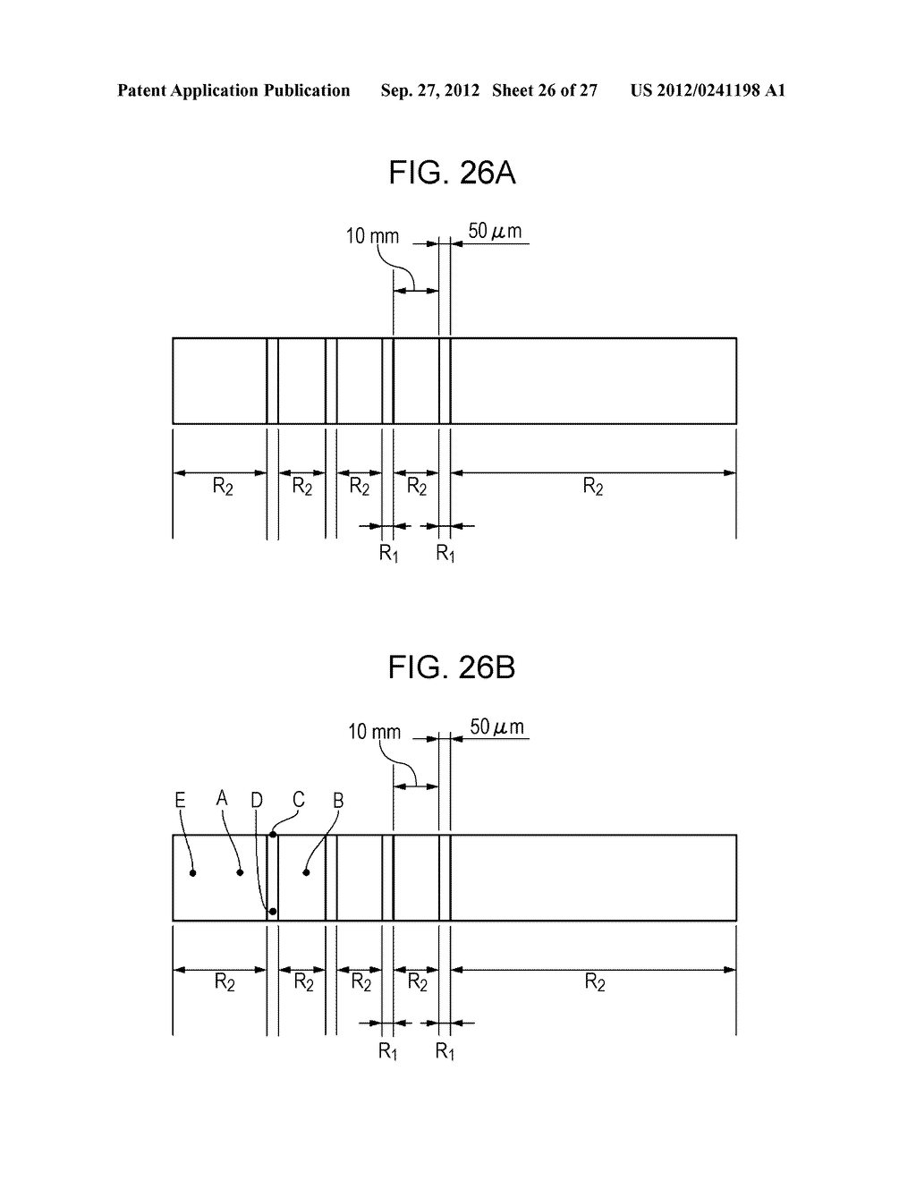 CONDUCTIVE ELEMENT AND METHOD FOR PRODUCING THE SAME, WIRING ELEMENT,     INFORMATION INPUT DEVICE, DISPLAY DEVICE, ELECTRONIC APPARATUS, AND     MASTER - diagram, schematic, and image 27