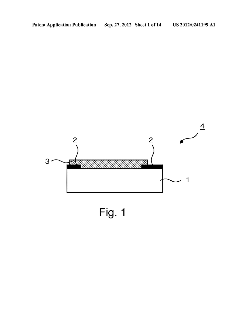 CONDUCTIVE SUBSTRATE, METHOD OF MANUFACTURING THE SAME AND TOUCH PANEL - diagram, schematic, and image 02