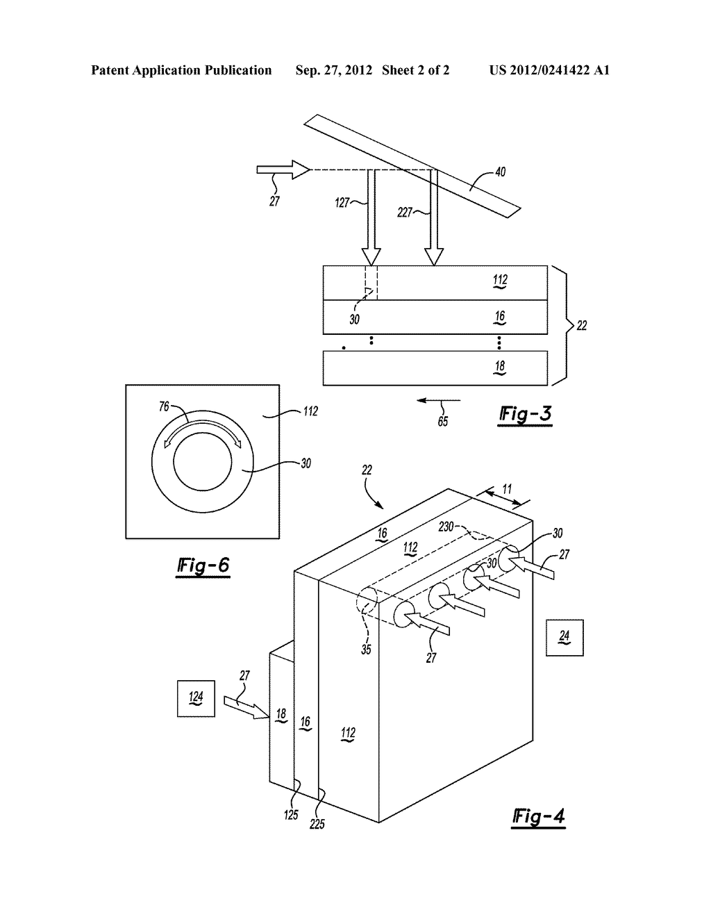 BEAM WELDING OF A MULTI-SHEET WORK STACK HAVING A REDUCED THICKNESS     FEATURE - diagram, schematic, and image 03