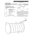 METHOD FOR HANDLING A FIBER REINFORCED PLASTIC TUBE, AND COMBINATION OF     SUCH TUBE WOUND ON A REEL diagram and image