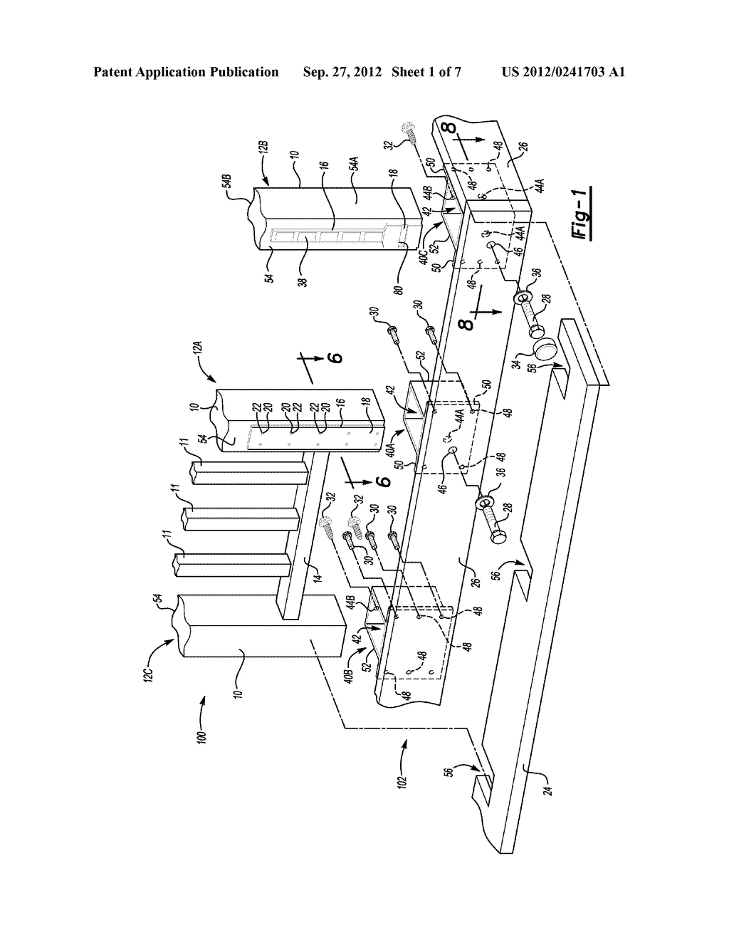 BRACKET SYSTEM AND METHOD - diagram, schematic, and image 02