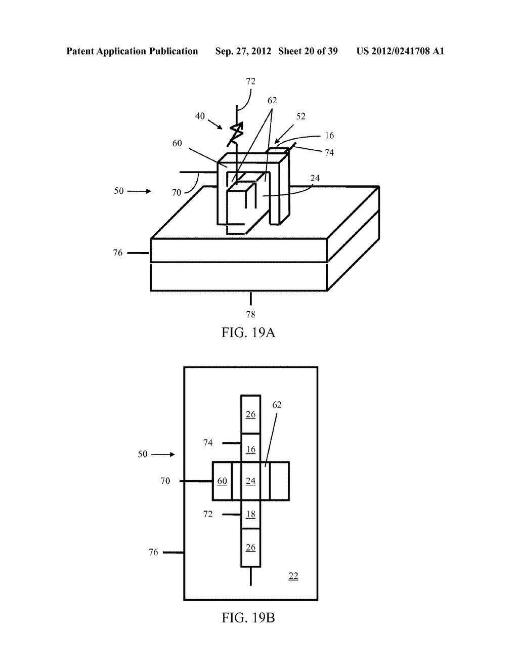 Memory Cells, Memory Cell Arrays, Methods of Using and Methods of Making - diagram, schematic, and image 21