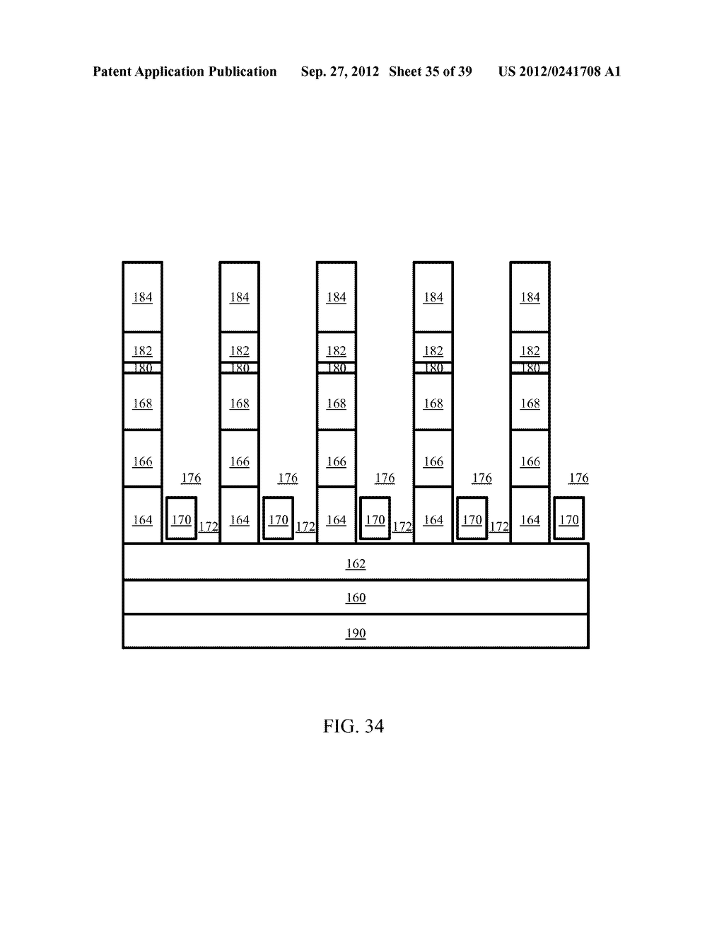 Memory Cells, Memory Cell Arrays, Methods of Using and Methods of Making - diagram, schematic, and image 36