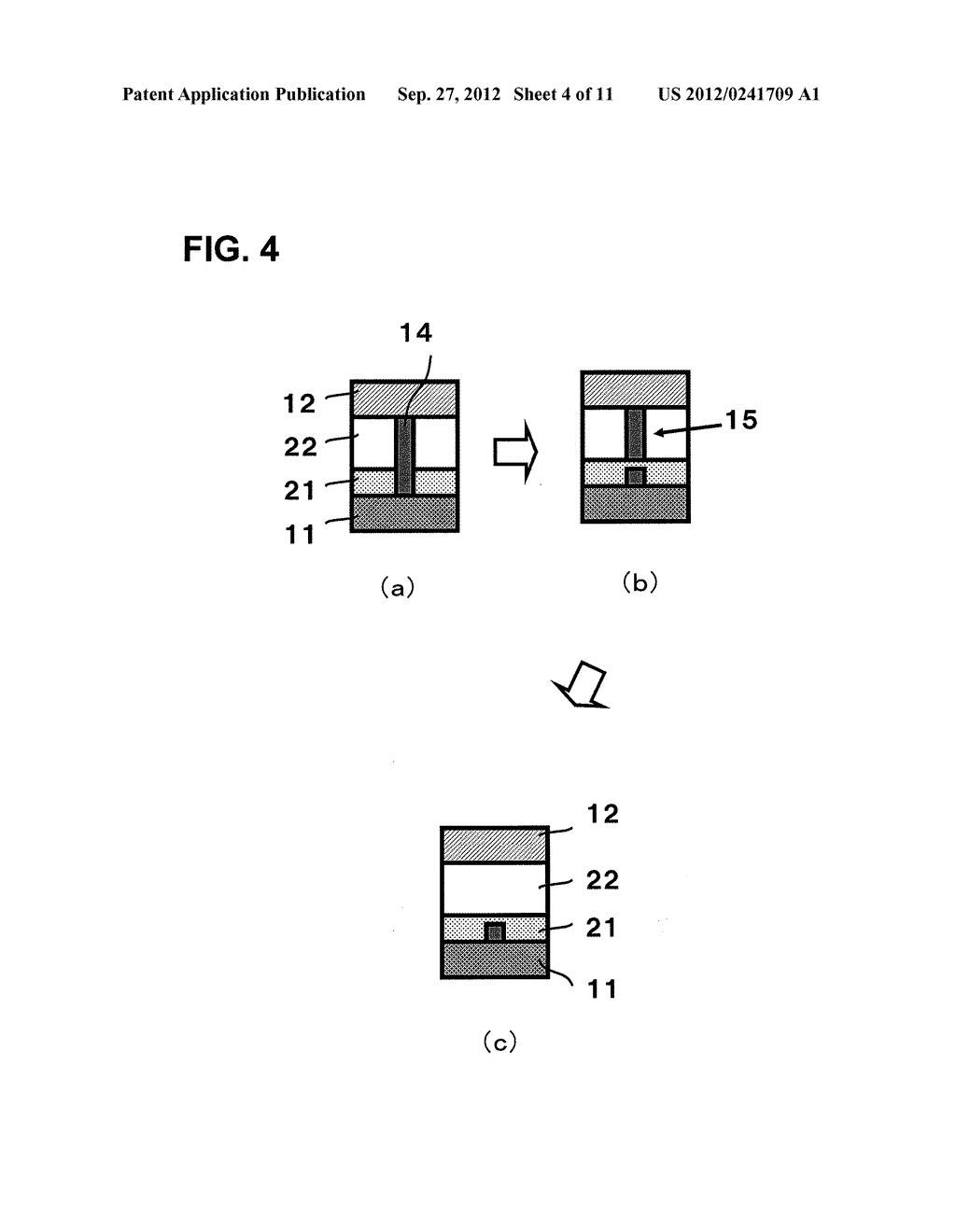 VARIABLE RESISTANCE ELEMENT USING ELECTROCHEMICAL REACTION AND     MANUFACTURING METHOD THEREOF - diagram, schematic, and image 05