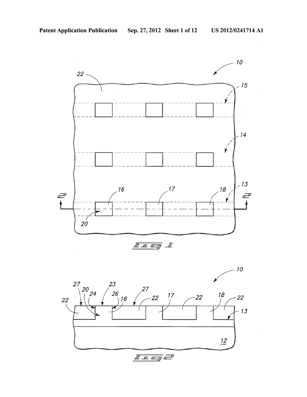 Non-Volatile Resistive Oxide Memory Cells And Methods Of Forming     Non-Volatile Resistive Oxide Memory Cells - diagram, schematic, and image 02