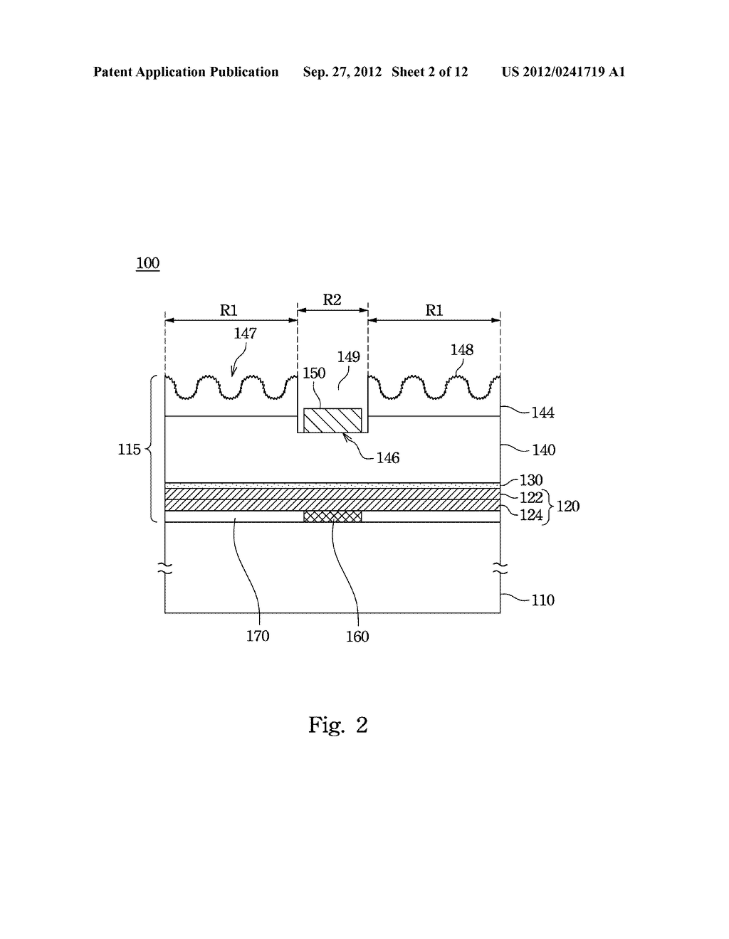 Light Emitting Diode and Method for Manufacturing the Same - diagram, schematic, and image 03