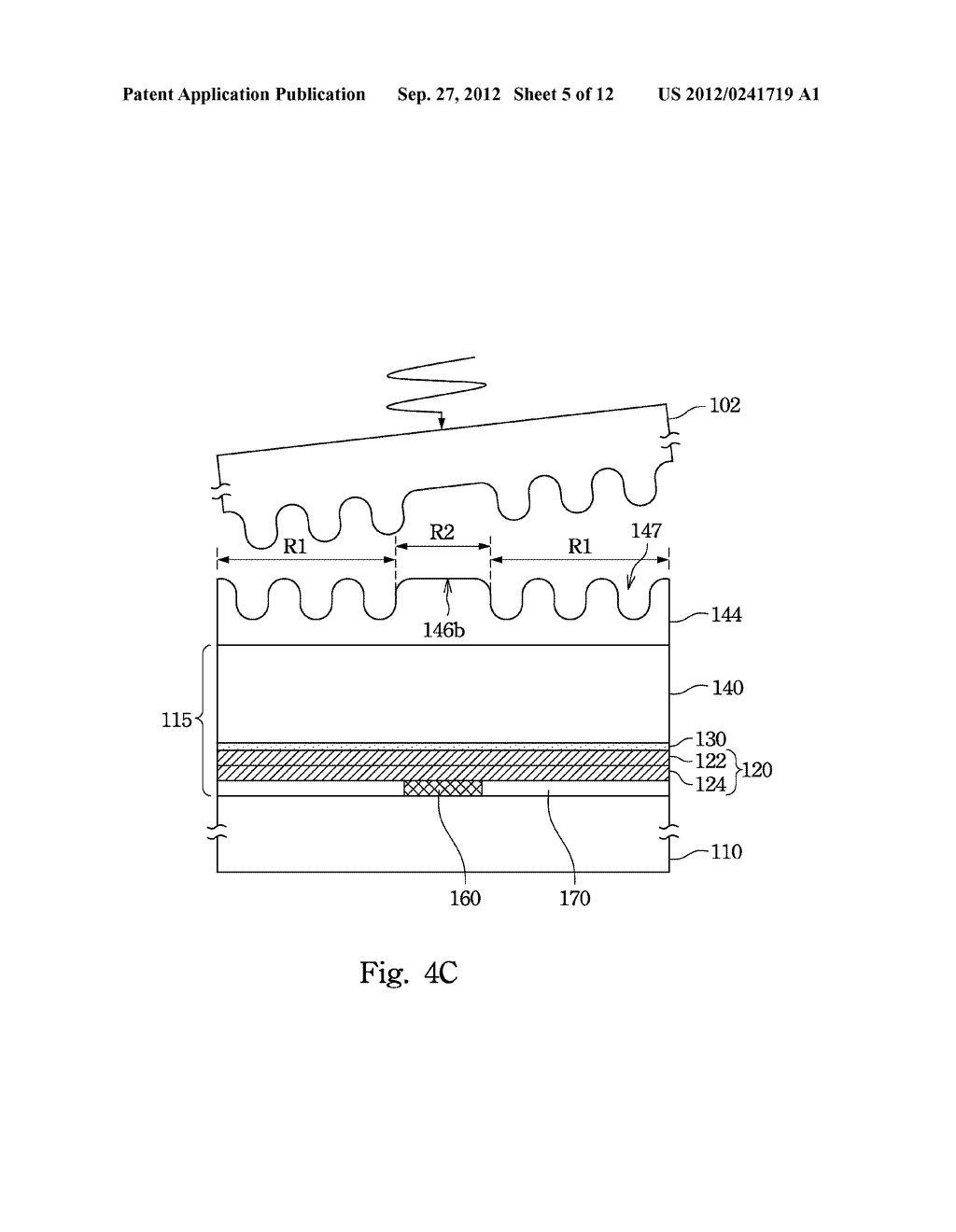 Light Emitting Diode and Method for Manufacturing the Same - diagram, schematic, and image 06