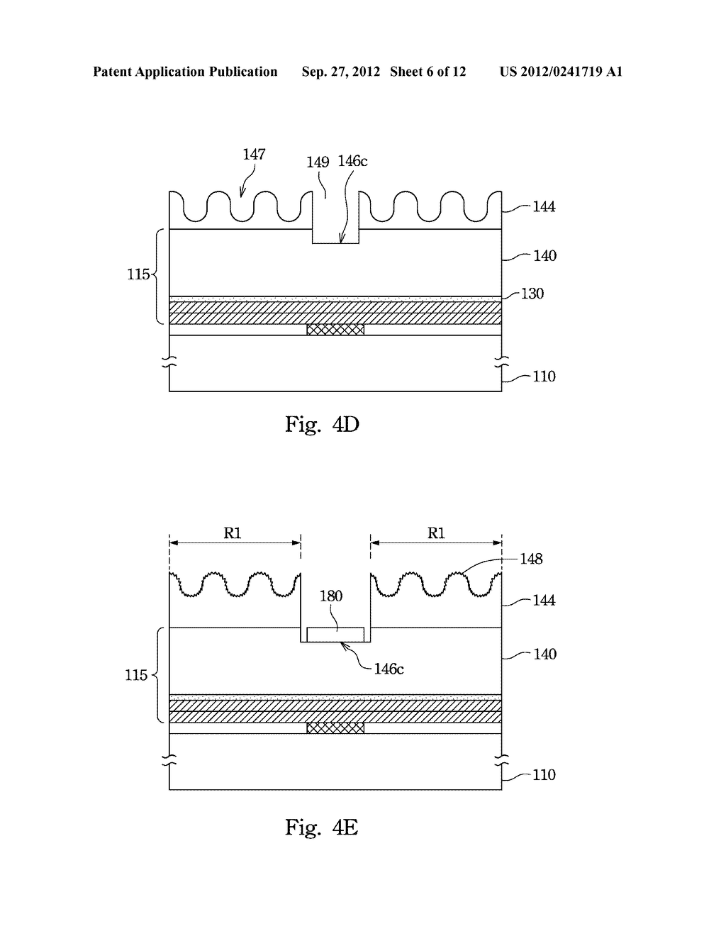 Light Emitting Diode and Method for Manufacturing the Same - diagram, schematic, and image 07