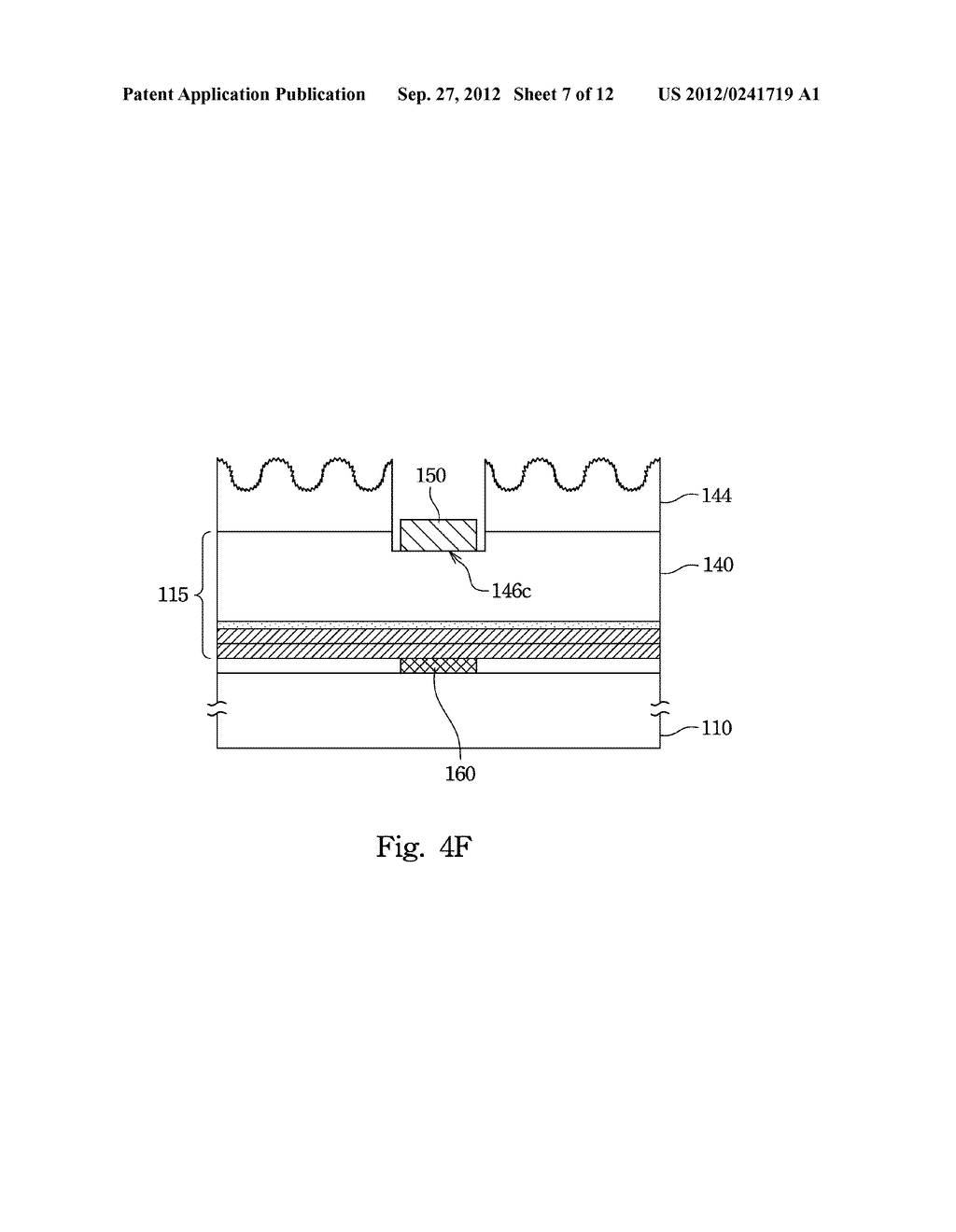 Light Emitting Diode and Method for Manufacturing the Same - diagram, schematic, and image 08