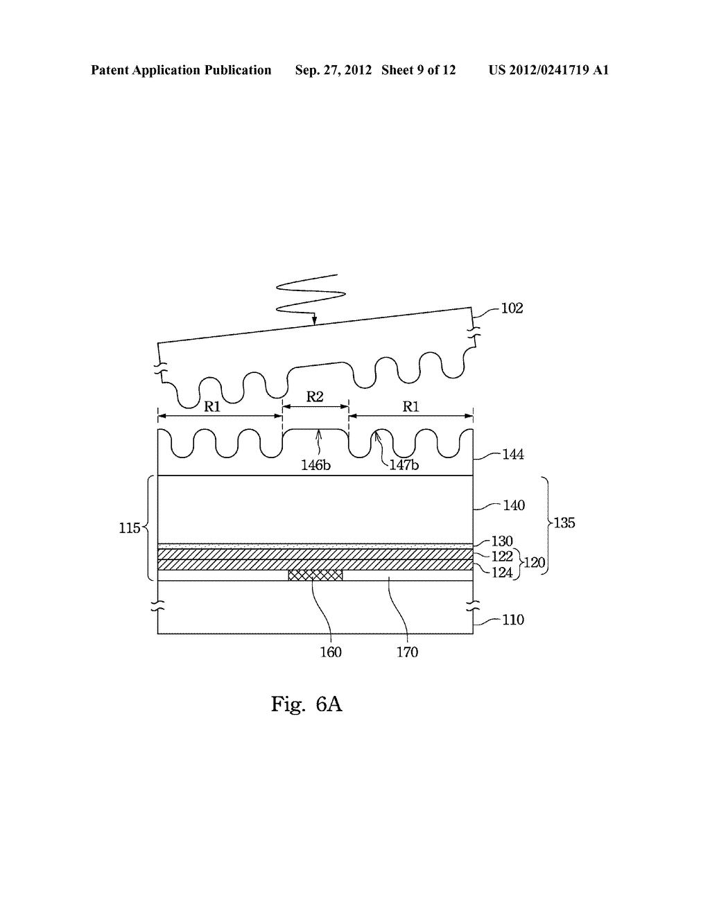 Light Emitting Diode and Method for Manufacturing the Same - diagram, schematic, and image 10
