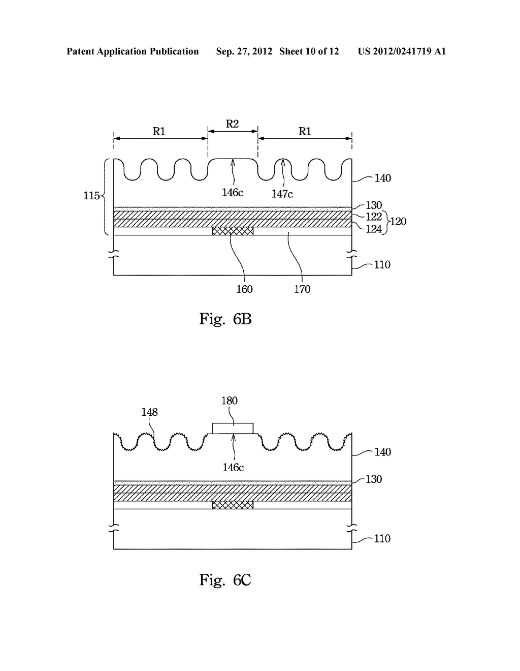 Light Emitting Diode and Method for Manufacturing the Same - diagram, schematic, and image 11