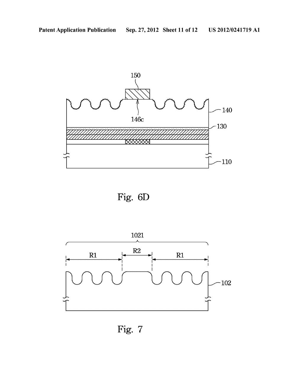 Light Emitting Diode and Method for Manufacturing the Same - diagram, schematic, and image 12