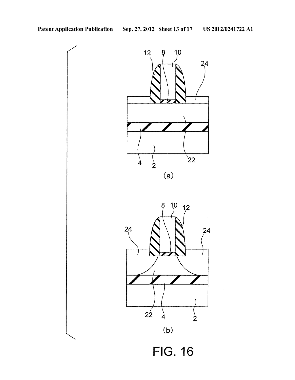 FIELD EFFECT TRANSISTOR - diagram, schematic, and image 14
