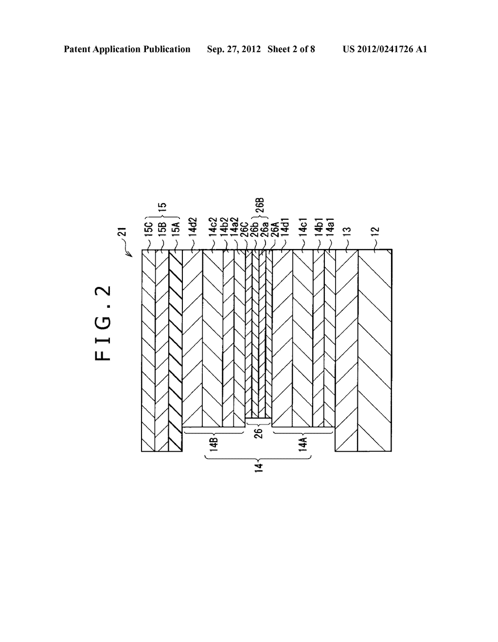 DISPLAY ELEMENT, DISPLAY DEVICE, AND ELECTRONIC APPARATUS - diagram, schematic, and image 03