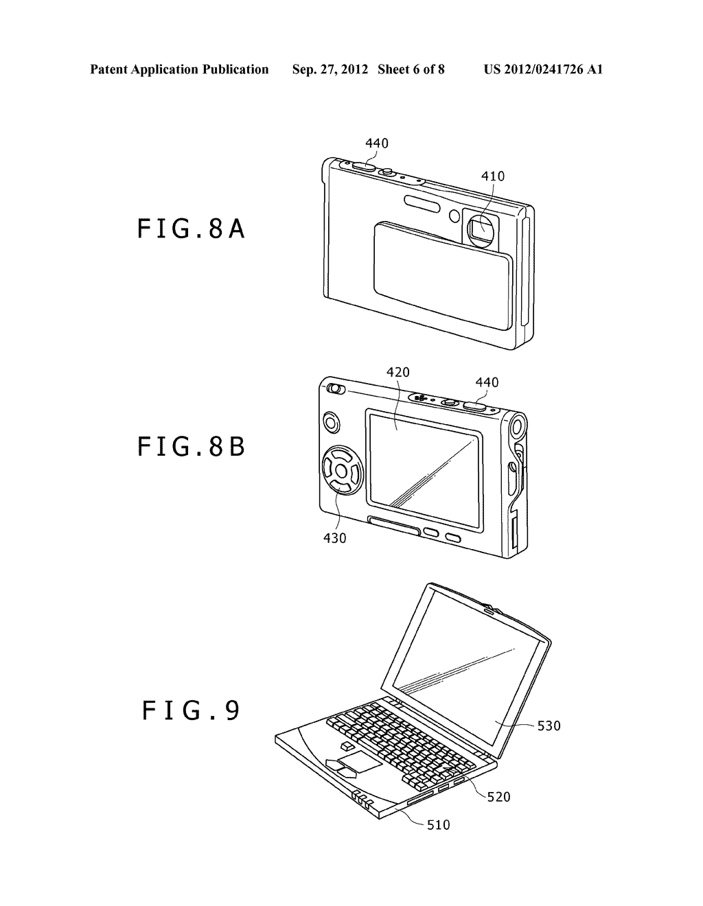 DISPLAY ELEMENT, DISPLAY DEVICE, AND ELECTRONIC APPARATUS - diagram, schematic, and image 07