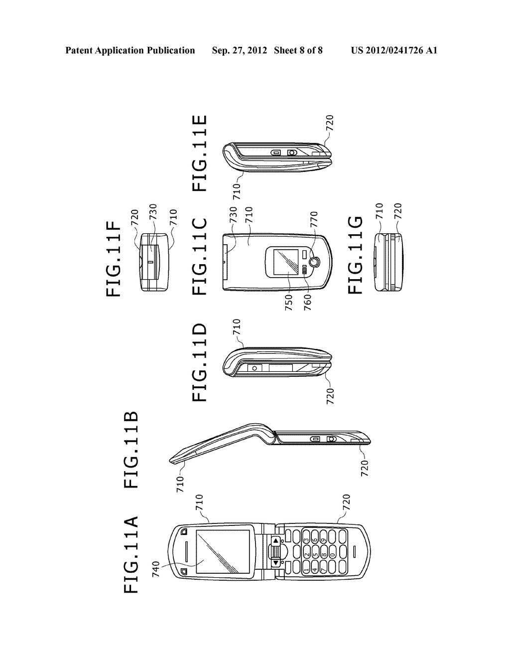 DISPLAY ELEMENT, DISPLAY DEVICE, AND ELECTRONIC APPARATUS - diagram, schematic, and image 09