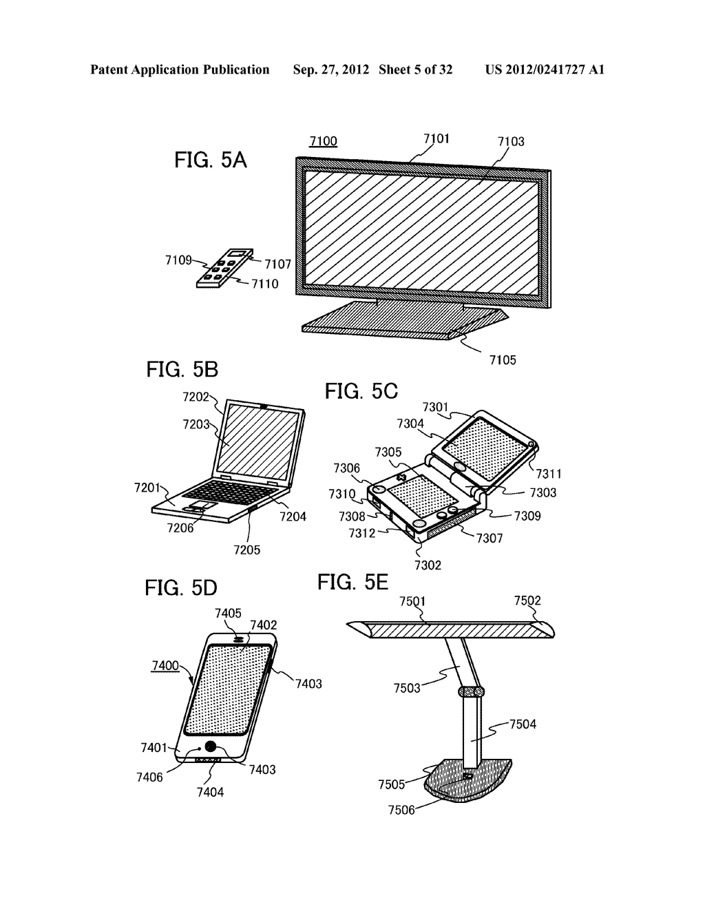 COMPOSITE MATERIAL, LIGHT-EMITTING ELEMENT, LIGHT-EMITTING DEVICE,     ELECTRONIC DEVICE, AND LIGHTING DEVICE - diagram, schematic, and image 06