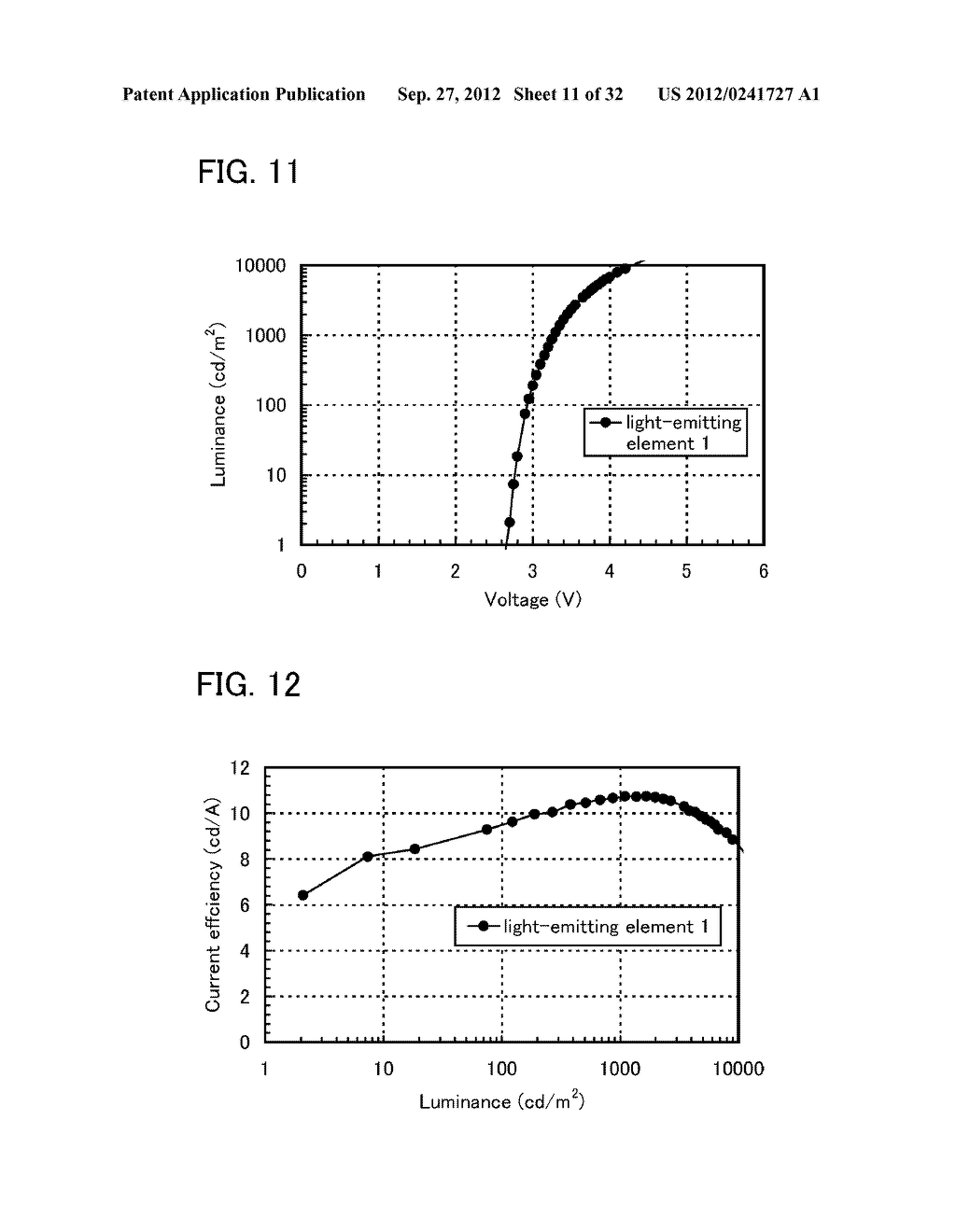 COMPOSITE MATERIAL, LIGHT-EMITTING ELEMENT, LIGHT-EMITTING DEVICE,     ELECTRONIC DEVICE, AND LIGHTING DEVICE - diagram, schematic, and image 12