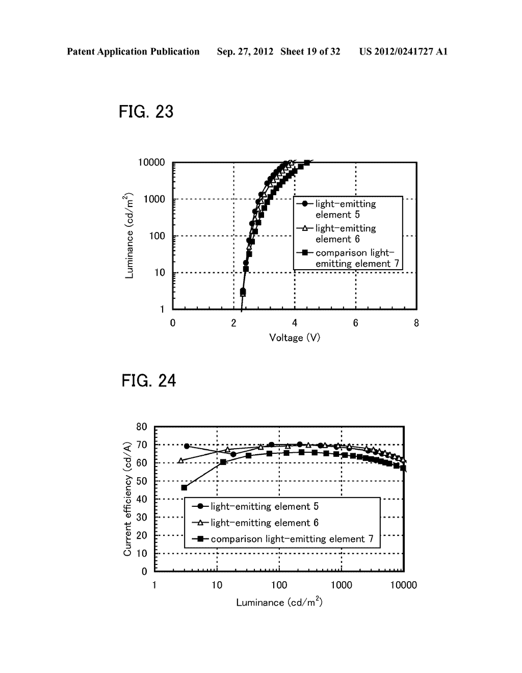 COMPOSITE MATERIAL, LIGHT-EMITTING ELEMENT, LIGHT-EMITTING DEVICE,     ELECTRONIC DEVICE, AND LIGHTING DEVICE - diagram, schematic, and image 20