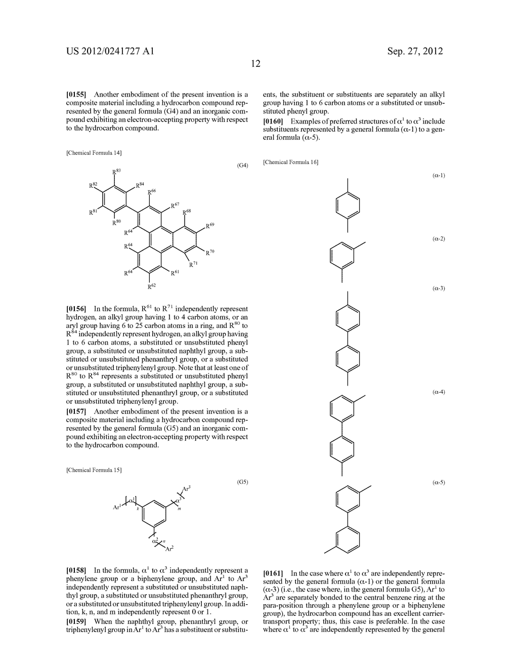 COMPOSITE MATERIAL, LIGHT-EMITTING ELEMENT, LIGHT-EMITTING DEVICE,     ELECTRONIC DEVICE, AND LIGHTING DEVICE - diagram, schematic, and image 45