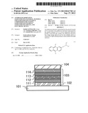 Anthracene Derivative, Light-Emitting Material, Material for     Light-Emitting Element, Composition for Coating, Light-Emitting Element,     Light-Emitting Device, and Electronic Device diagram and image