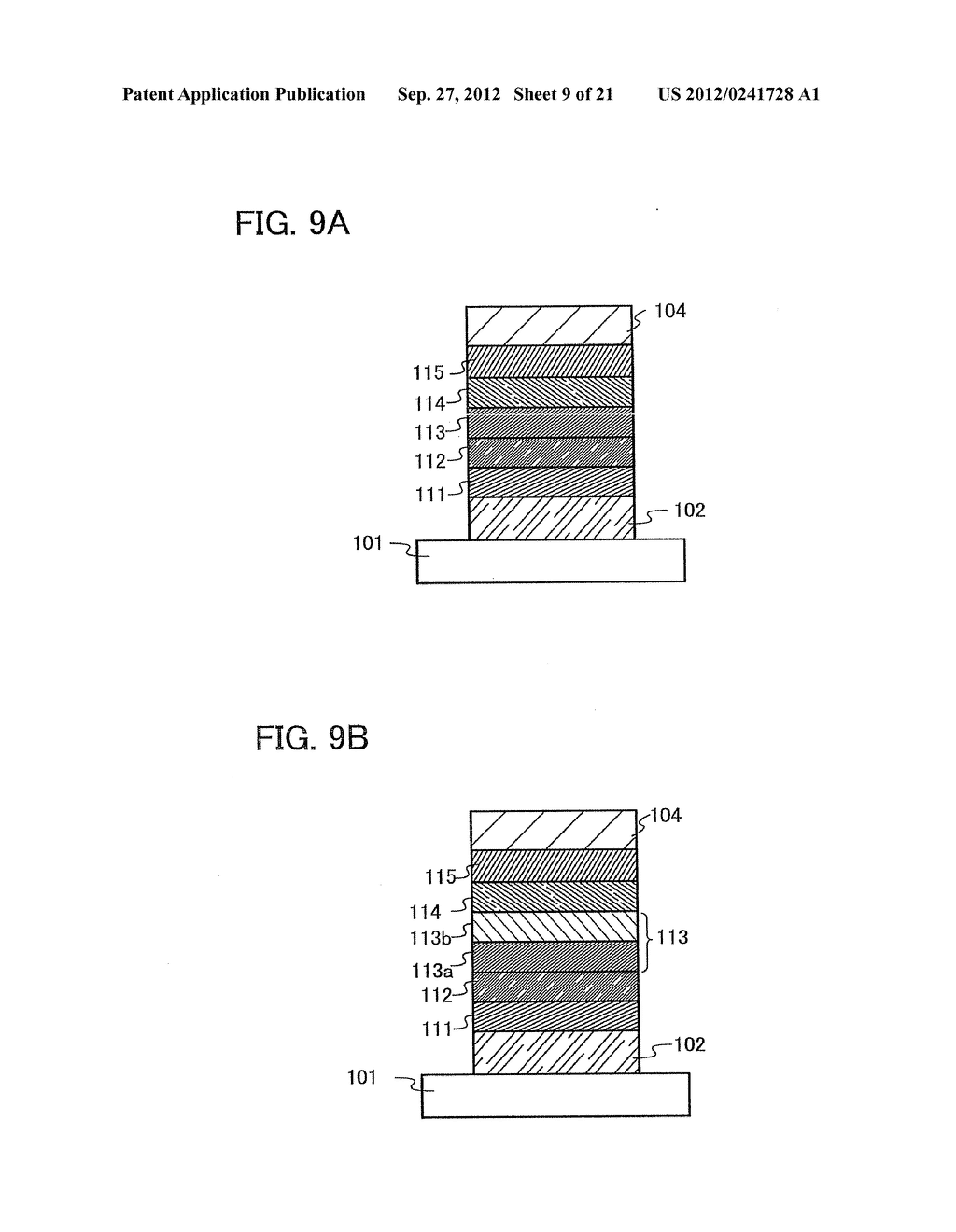 Anthracene Derivative, Light-Emitting Material, Material for     Light-Emitting Element, Composition for Coating, Light-Emitting Element,     Light-Emitting Device, and Electronic Device - diagram, schematic, and image 10