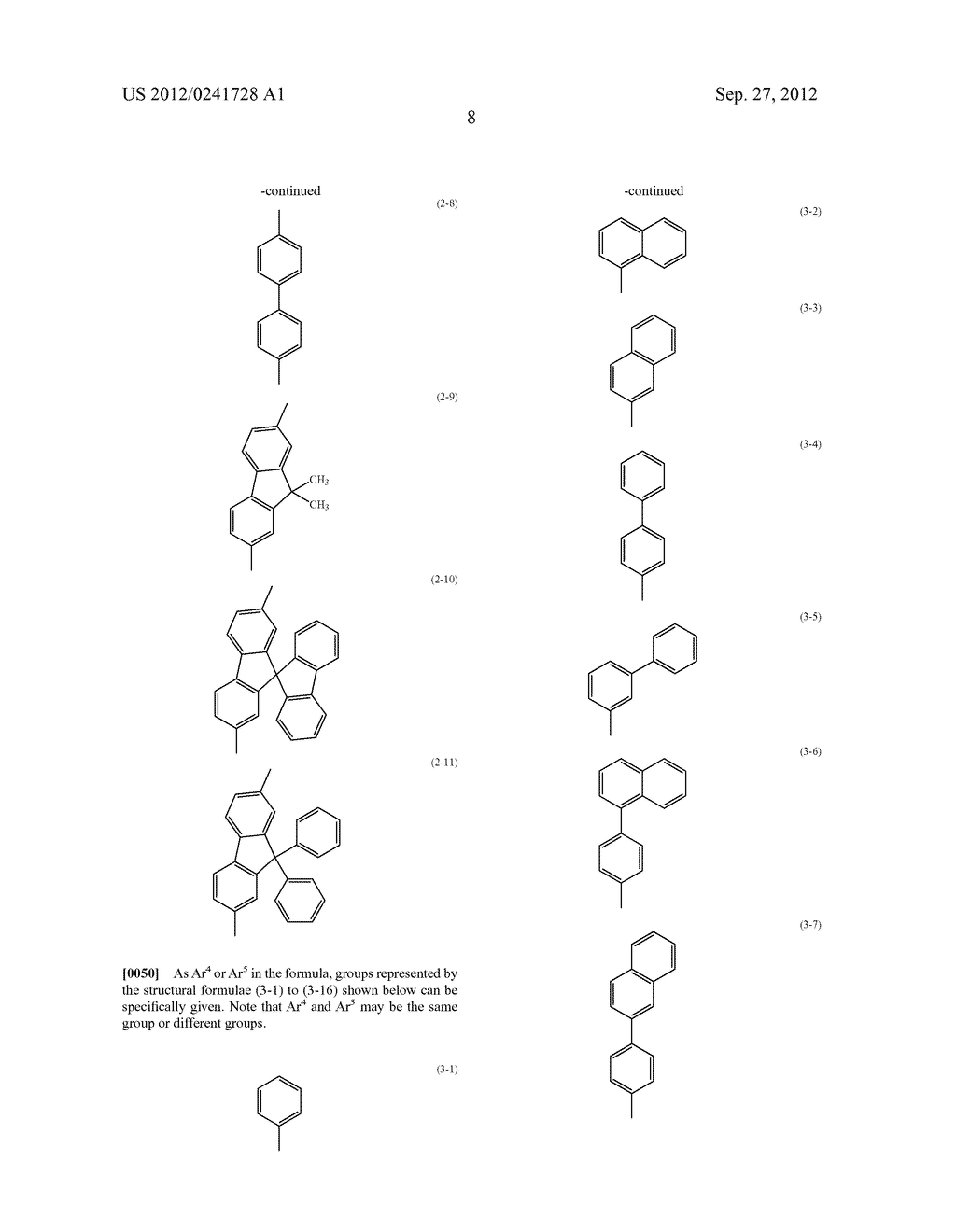 Anthracene Derivative, Light-Emitting Material, Material for     Light-Emitting Element, Composition for Coating, Light-Emitting Element,     Light-Emitting Device, and Electronic Device - diagram, schematic, and image 30