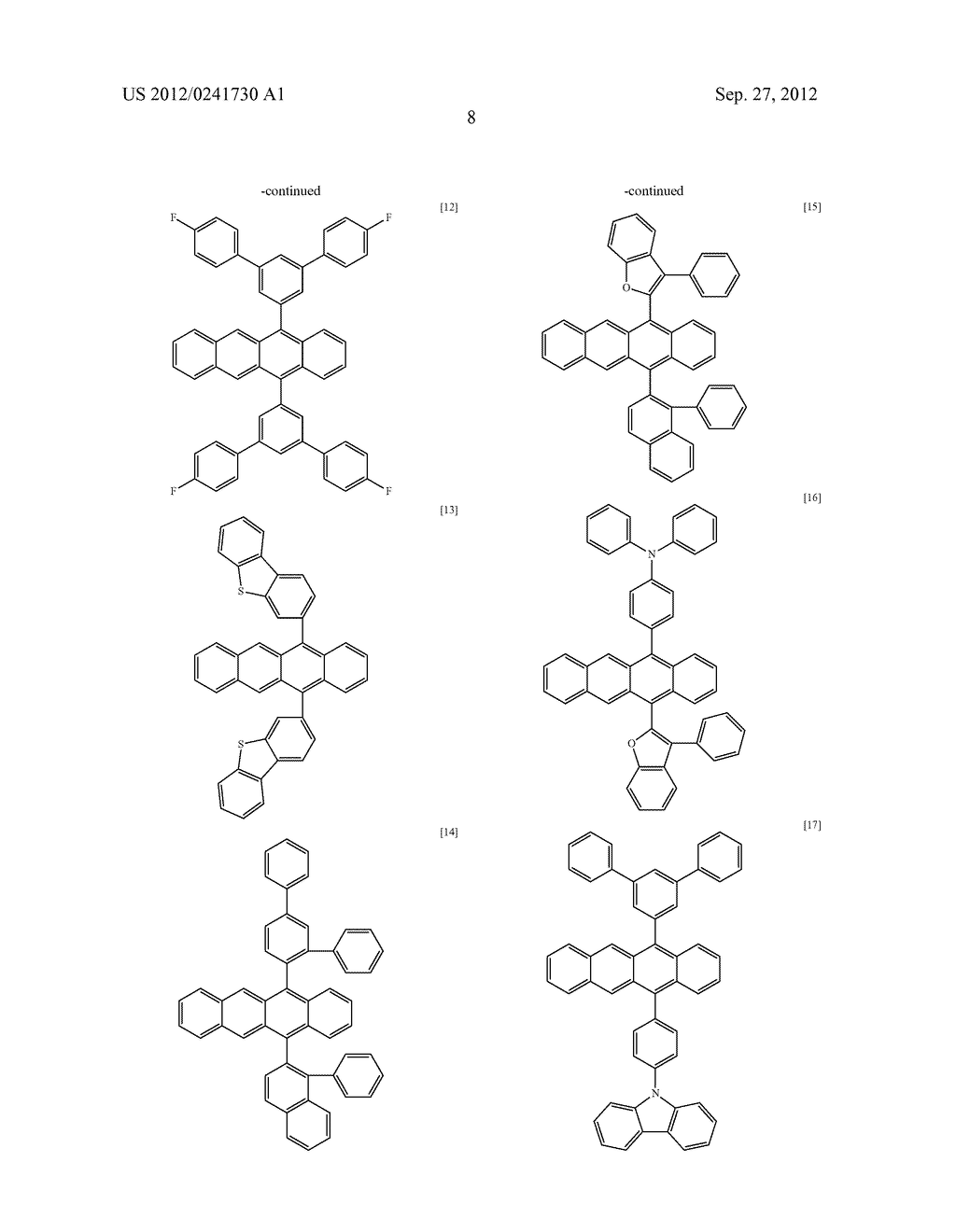 ORGANIC EL ELEMENT AND METHOD FOR MANUFACTURING ORGANIC EL ELEMENT - diagram, schematic, and image 11