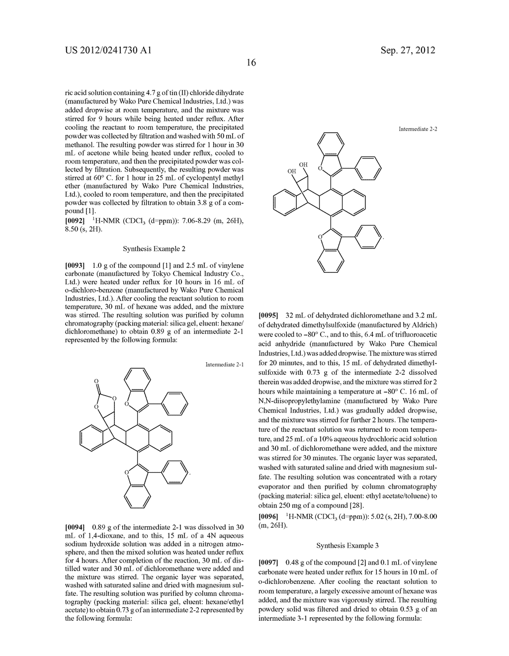 ORGANIC EL ELEMENT AND METHOD FOR MANUFACTURING ORGANIC EL ELEMENT - diagram, schematic, and image 19