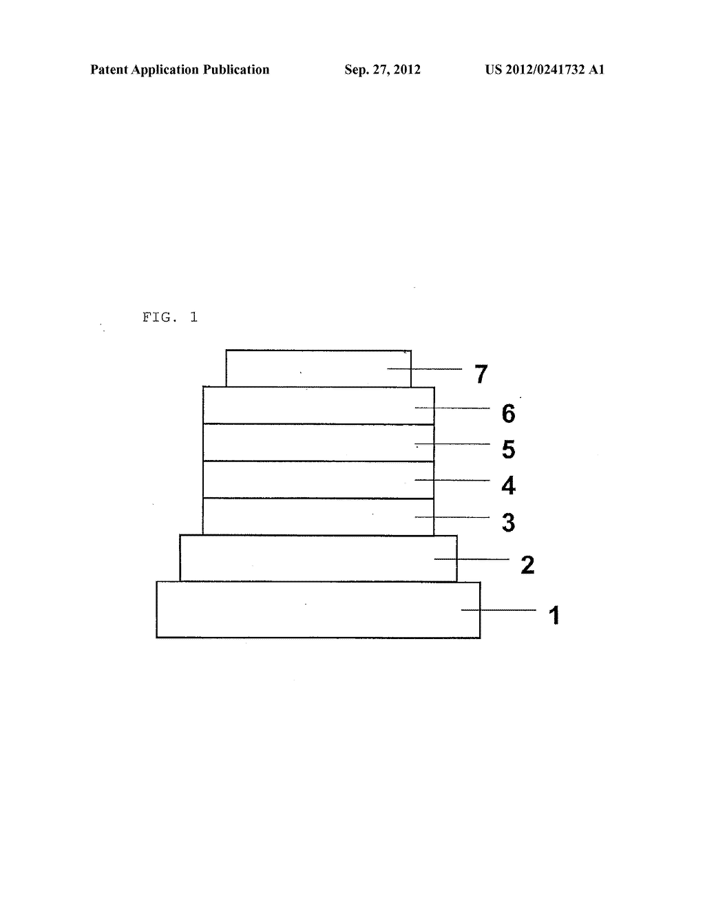 ORGANIC LIGHT-EMITTING MATERIAL AND ORGANIC LIGHT-EMITTING ELEMENT - diagram, schematic, and image 02